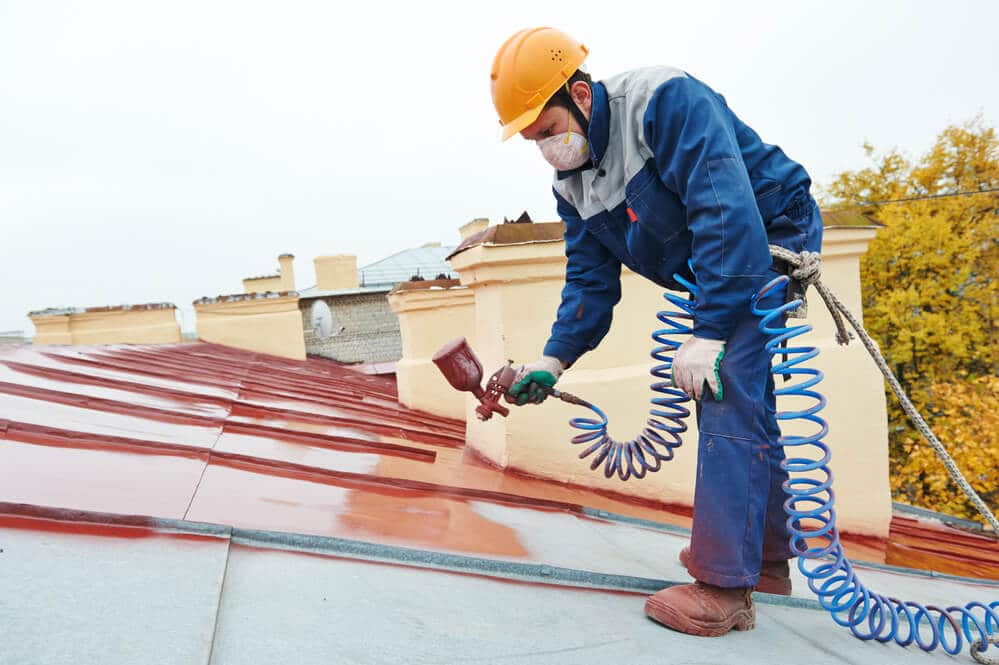 Can You Paint a Metal Roof