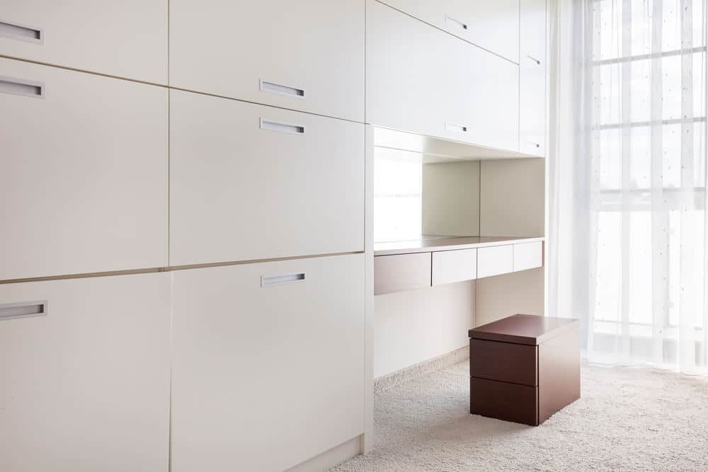 How Fitted Wardrobes Add Value to Your Home