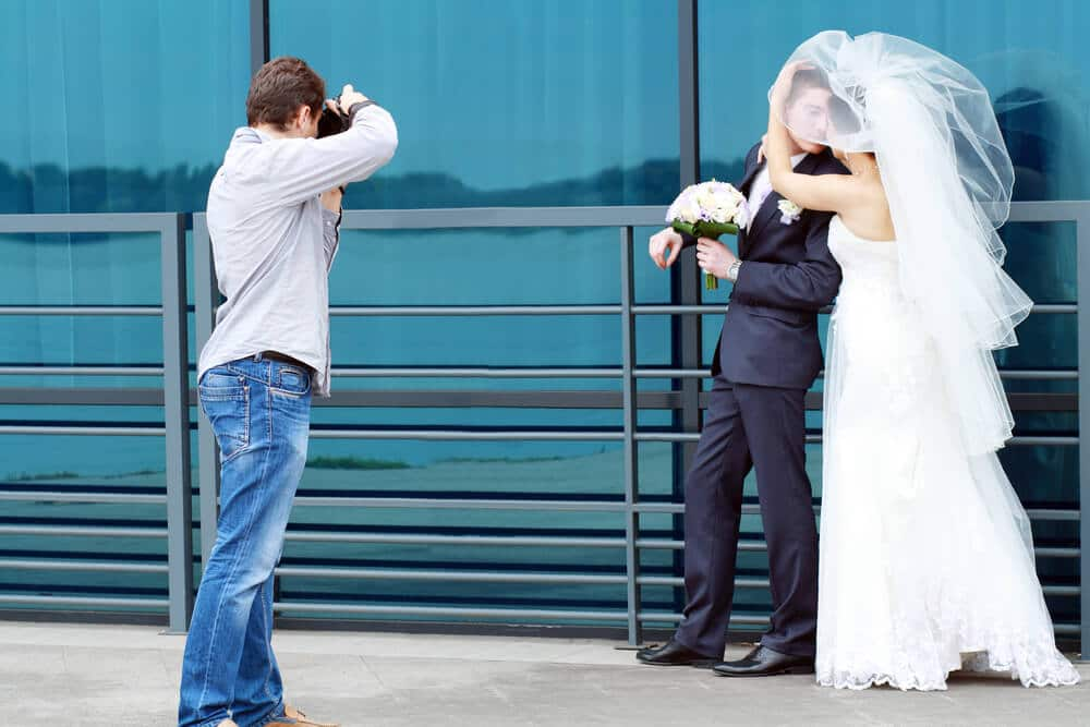 How Much Should I Expect to Pay for Wedding Photography?