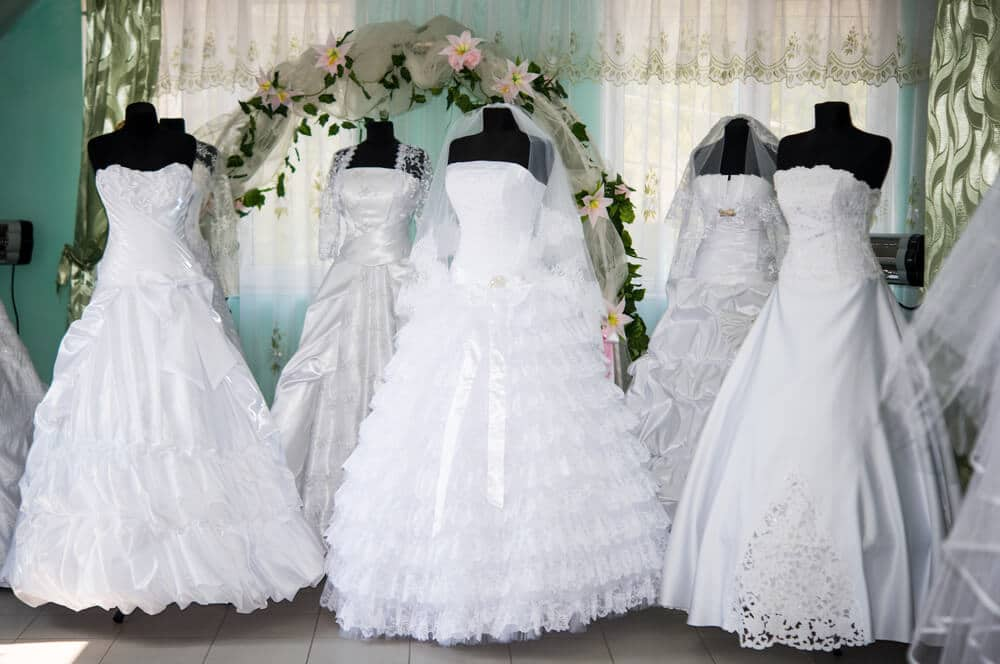 What Type of Wedding Dress Fits My Body?