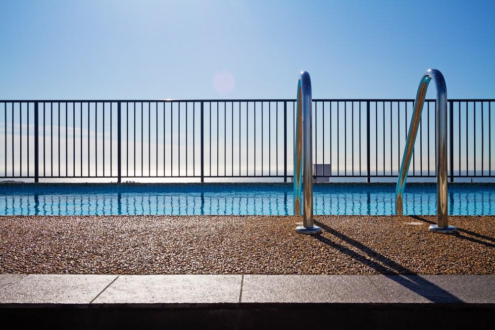 inground pool fencing options