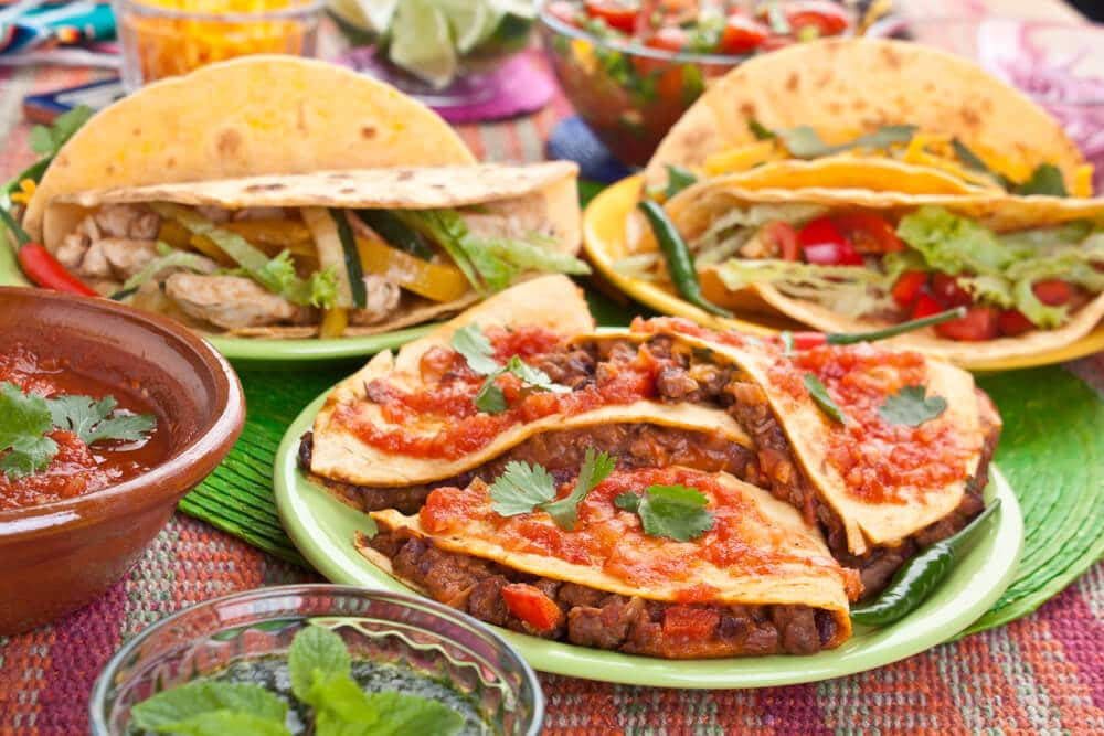 what is the most common ingredient in mexican food